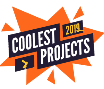An image of the Coolest Projects logo