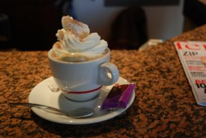 An image of a cappuccino