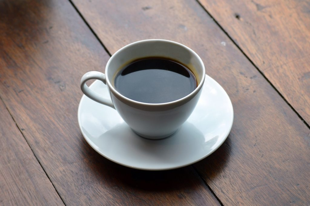 An image of an Americano